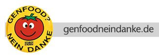 Genfood? Nein Danke!