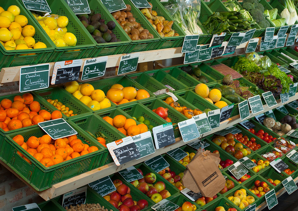 Naturkost Lebensmittel