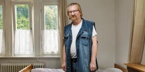 Seit 28 Jahren lebt Richard Brox auf der Straße. Obdachlos wurde er zum Aktivisten, der anderen hilft, sich zurechtzufinden. Bild: Anja Weber
