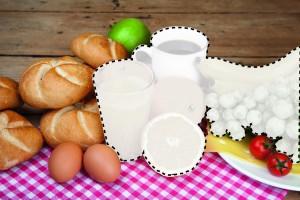 So traurig sähe ein Frühstückstisch ohne Importwaren aus...