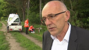 Joseph Hölscher, Niedersächsischer Landesbetrieb für Wasserwirtschaft, Küsten- und Naturschutz (NLWKN) - Quelle: NDR